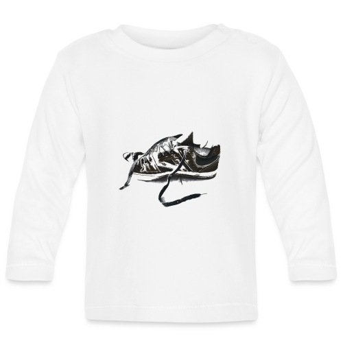 shoe (Saw) - Baby Long Sleeve T-Shirt