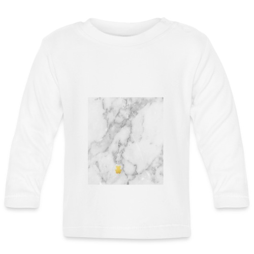 Marble - Baby Long Sleeve T-Shirt