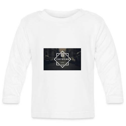 Youth King logo - Baby Long Sleeve T-Shirt