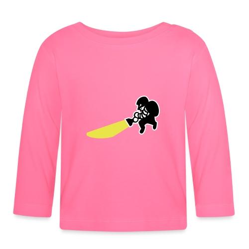 Dieb - Baby Langarmshirt
