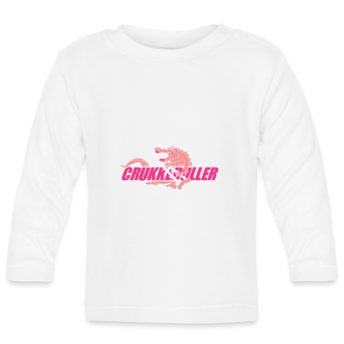 crukkeduller - Langærmet babyshirt