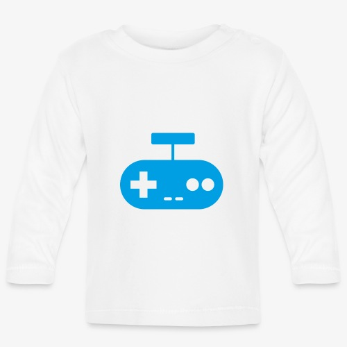 PREMIUM SO GEEEK GAMING - MINIMALIST DESIGN - T-shirt manches longues Bébé