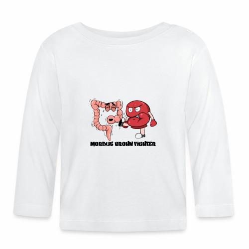 Morbus Crohn Kämpfer - Baby Langarmshirt