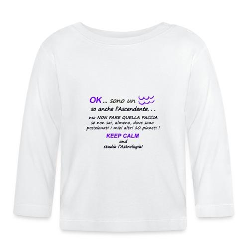ACQUARIO - Maglietta a manica lunga per bambini