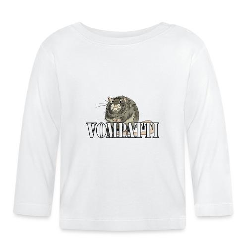 Vompatti - Vauvan pitkähihainen paita
