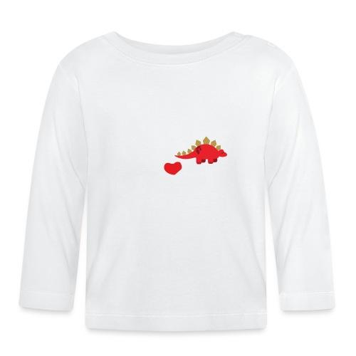 IM CORAZON BRETUN - Camiseta manga larga bebé