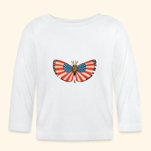 patriot moth - Maglietta a manica lunga per bambini