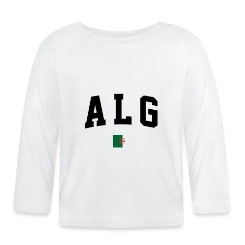 T-shirt Algeria - T-shirt manches longues Bébé