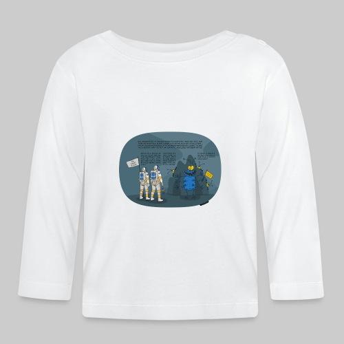 VJocys Alien - Baby Long Sleeve T-Shirt