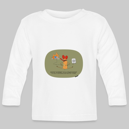 VJocys Internet - Baby Long Sleeve T-Shirt