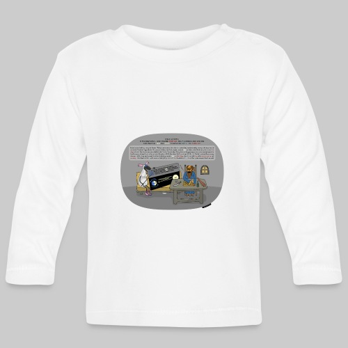 VJocys Sun - Baby Long Sleeve T-Shirt