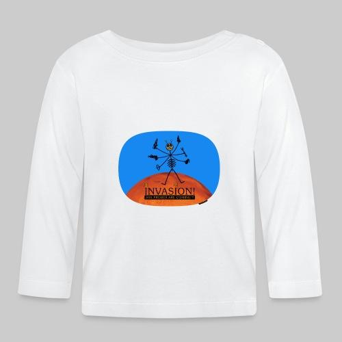 VJocys Invasion Mars - Baby Long Sleeve T-Shirt