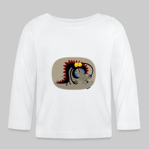 Vjocys Dragon Male - Baby Long Sleeve T-Shirt