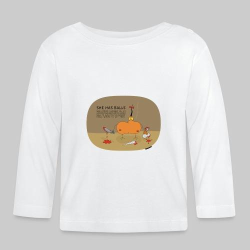VJocys Girlfriend - Baby Long Sleeve T-Shirt