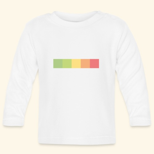 ps+color_lite_w - Baby Langarmshirt