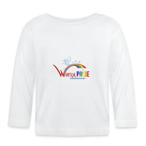 Winterpride - Langarmet baby-T-skjorte