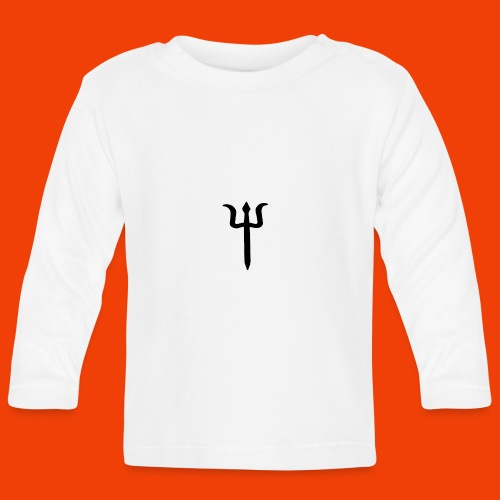 TRIDENTE - Camiseta manga larga bebé