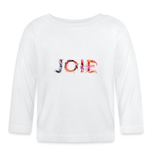Joie - T-shirt manches longues Bébé