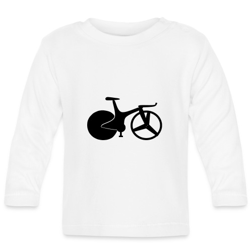 90s bike black - Baby Long Sleeve T-Shirt