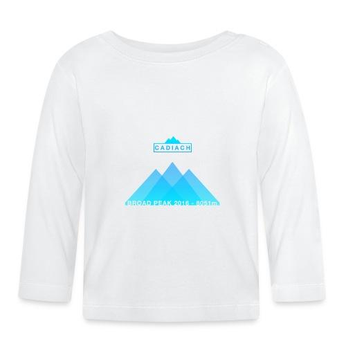 Cadiach Broad Peak 2016 - Hombre - Camiseta manga larga bebé