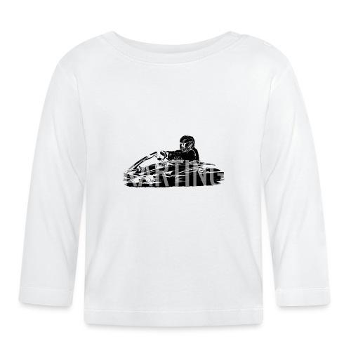 KARTING - Baby Long Sleeve T-Shirt