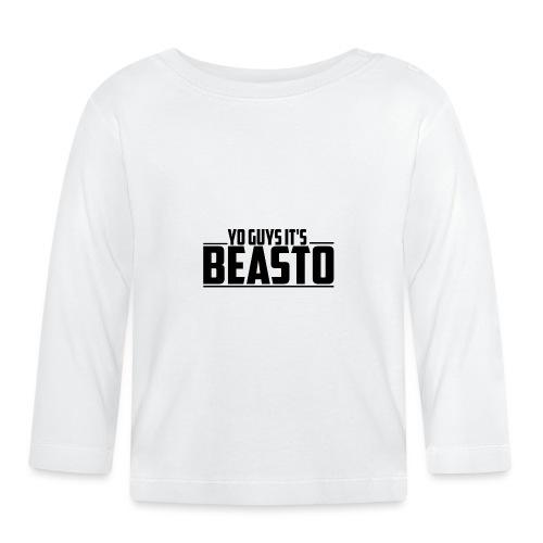 'Yo Guys It's Beasto' Accessoryies - Baby Long Sleeve T-Shirt