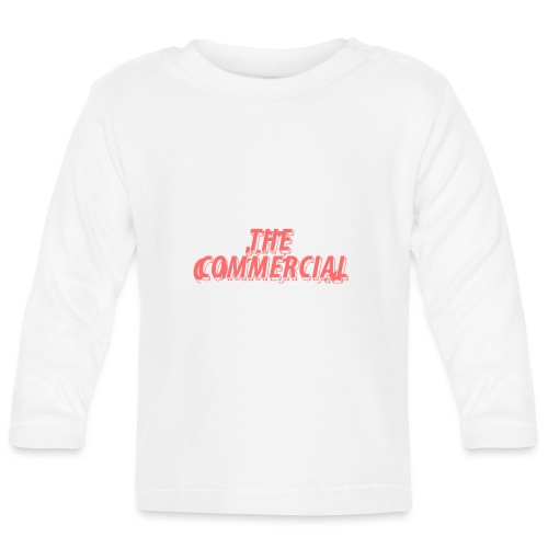 The Commercial Design #1 (Salmon - Baby Long Sleeve T-Shirt