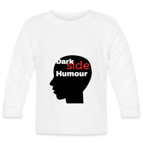 Darkside Humour - Baby Long Sleeve T-Shirt