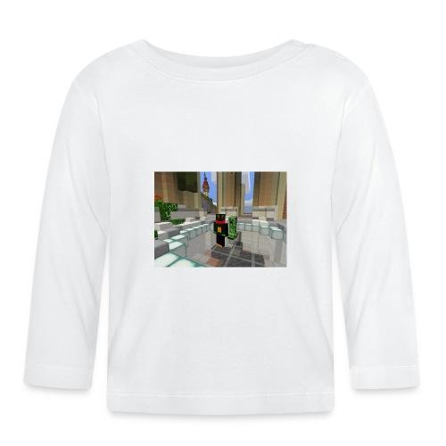 für meine schwester gemacht - Baby Long Sleeve T-Shirt