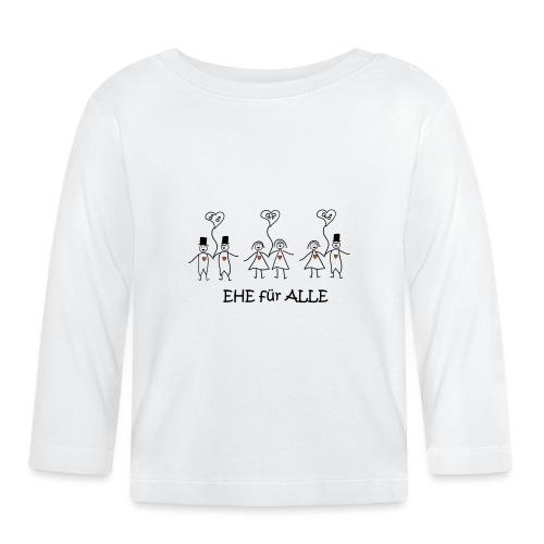 Ehe Für Wirklich Alle - Baby Langarmshirt