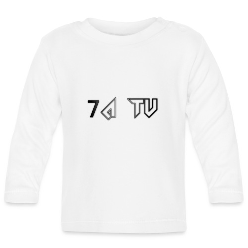 7A TV - Baby Long Sleeve T-Shirt