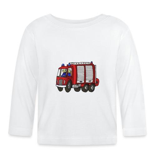 Rüstwagen Feuerwehr - Baby Langarmshirt