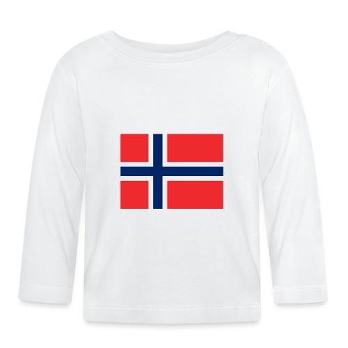 DixieMertch - Langarmet baby-T-skjorte