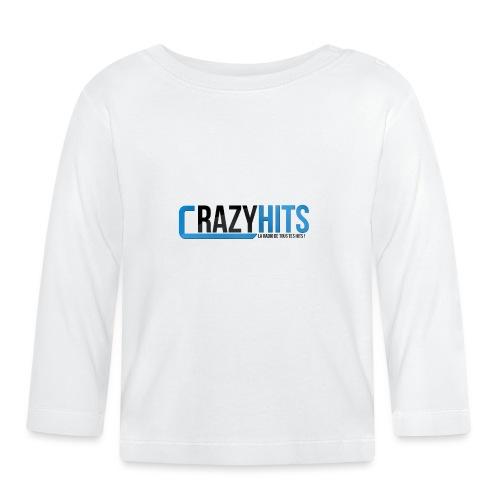 CrazyHIT - T-shirt manches longues Bébé