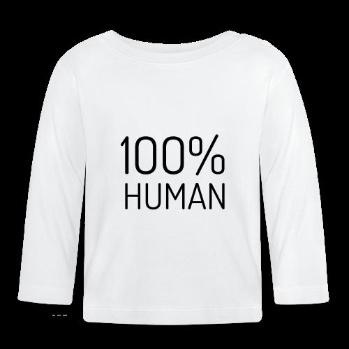 100% Human - T-shirt
