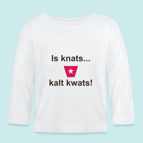 Is knats kalt kwats ms def b - T-shirt