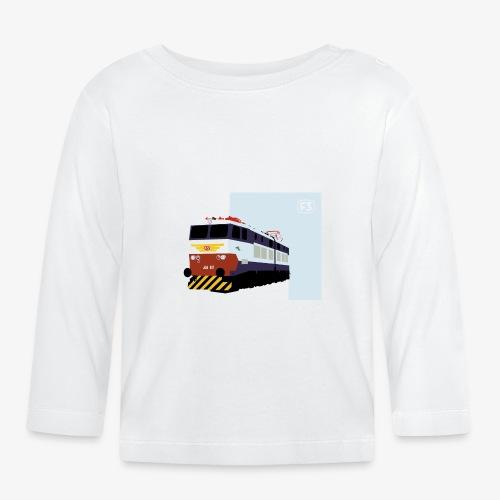 FS E 656 Caimano - Maglietta a manica lunga per bambini