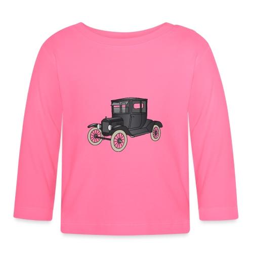 Modell T Oldtimer c - Baby Langarmshirt