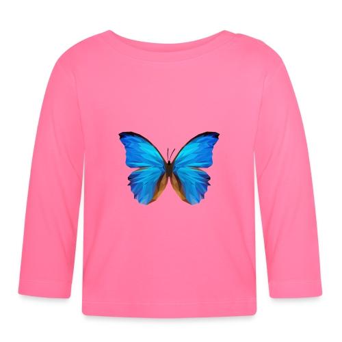 PAPILLON - MINIMALISTE - T-shirt manches longues Bébé