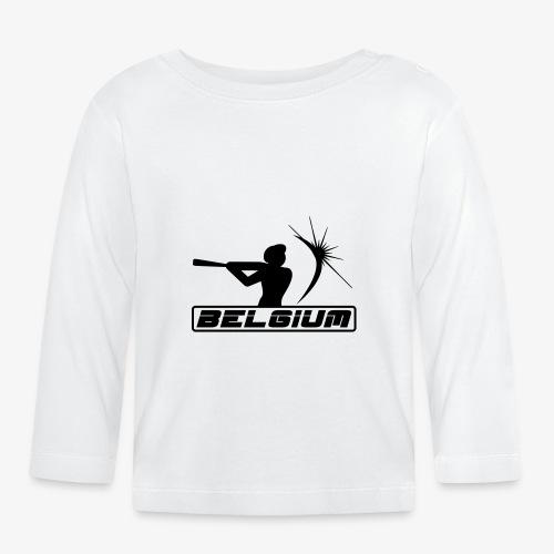 Belgium 2 - T-shirt manches longues Bébé