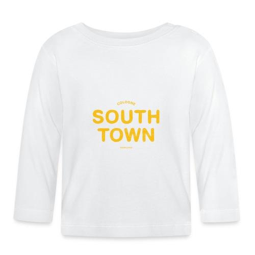 Southtown Cologne Südstadt Köln Design 1 - Baby Langarmshirt