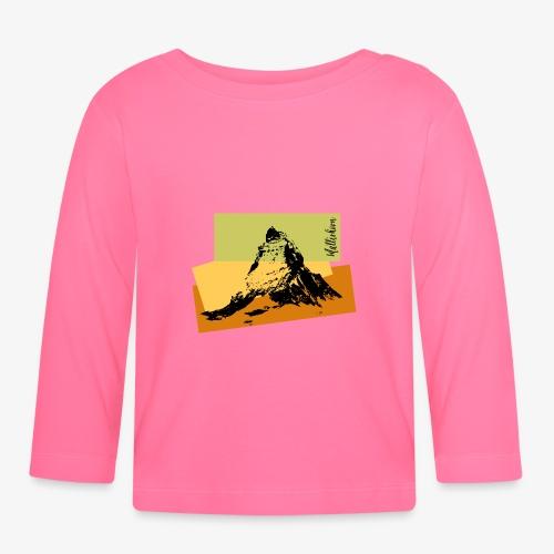 Matterhorn - Baby Long Sleeve T-Shirt