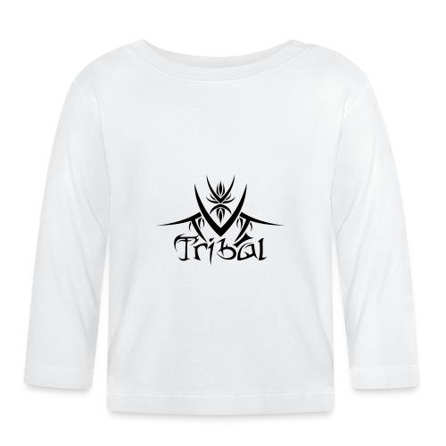 Motif Tribal 1 - T-shirt manches longues Bébé