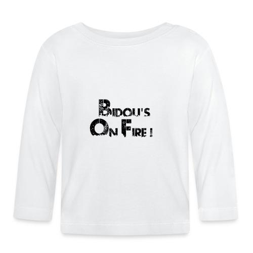 Sans titre 6 png - T-shirt manches longues Bébé