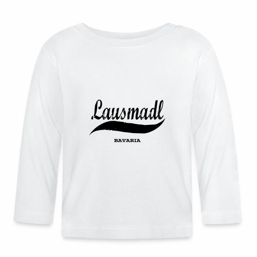 LAUSMADL BAVARIA - Baby Langarmshirt