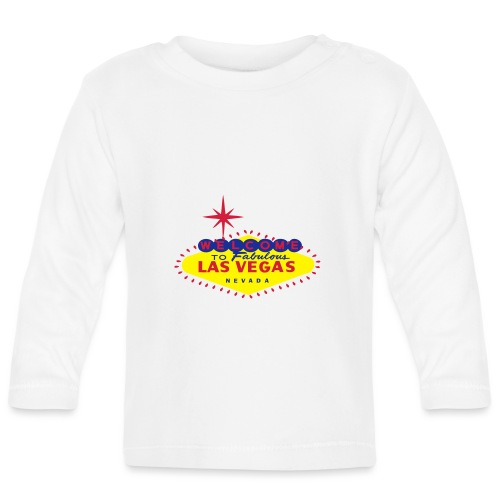 Create your own Las Vegas t-shirt or souvenirs - Baby Long Sleeve T-Shirt