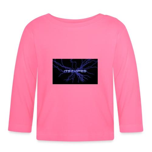 Beste T-skjorte ever! - Langarmet baby-T-skjorte
