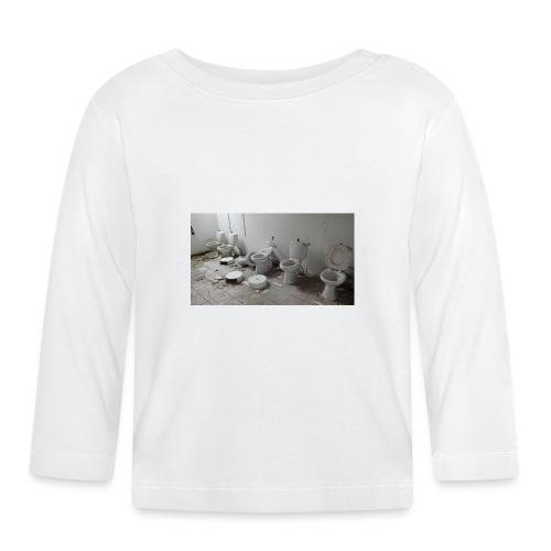 Toilets - Langærmet babyshirt