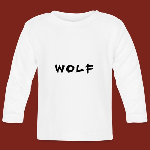 Wolf Font png - T-shirt