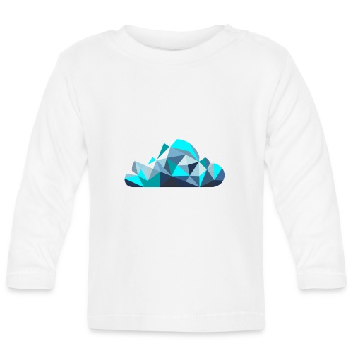 'CLOUD' Mens T-Shirt - Baby Long Sleeve T-Shirt